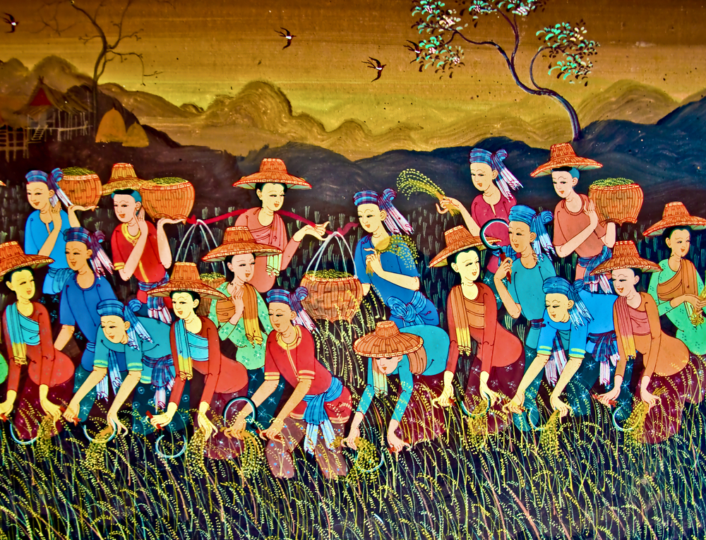 Wall Mural Painting Art Artist Painters In Singapore